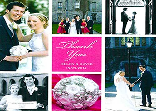 Helen and David Wedding testimonial